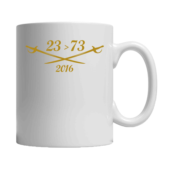 23 73 2016 Championship Nba Lebron James Cleveland Cavaliers Cavs Cleveland Cavs Nba Draft King James Warriors Believeland 11oz Mug