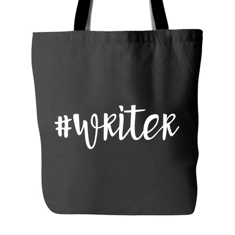 #writer Tote Bag