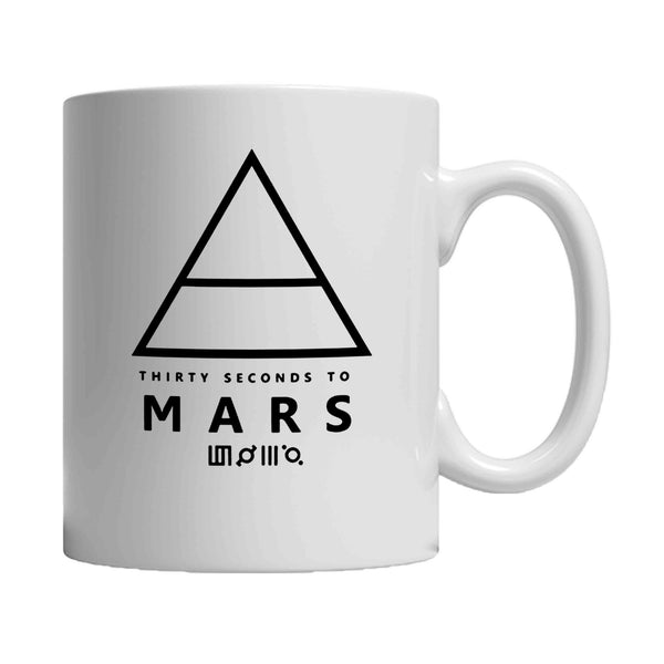 30 Thirty Seconds To Mars 11oz Mug