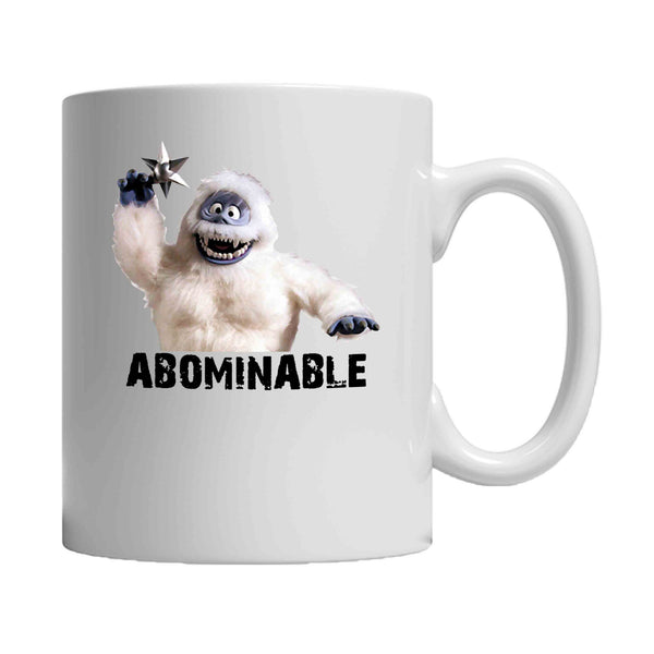Abominable Snowman Rudolph Christmas Christmas Holiday Party Rudolph Christmas Movie 11oz Mug