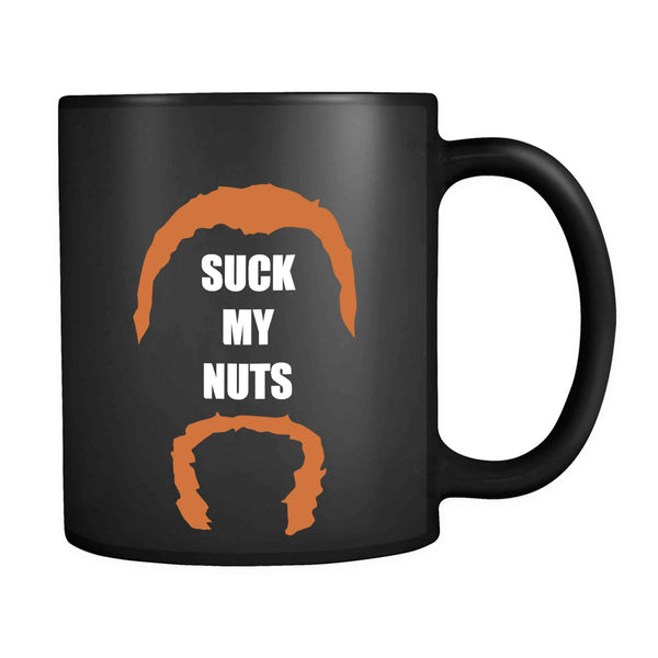 Abraham Suck My Nuts 11oz Mug