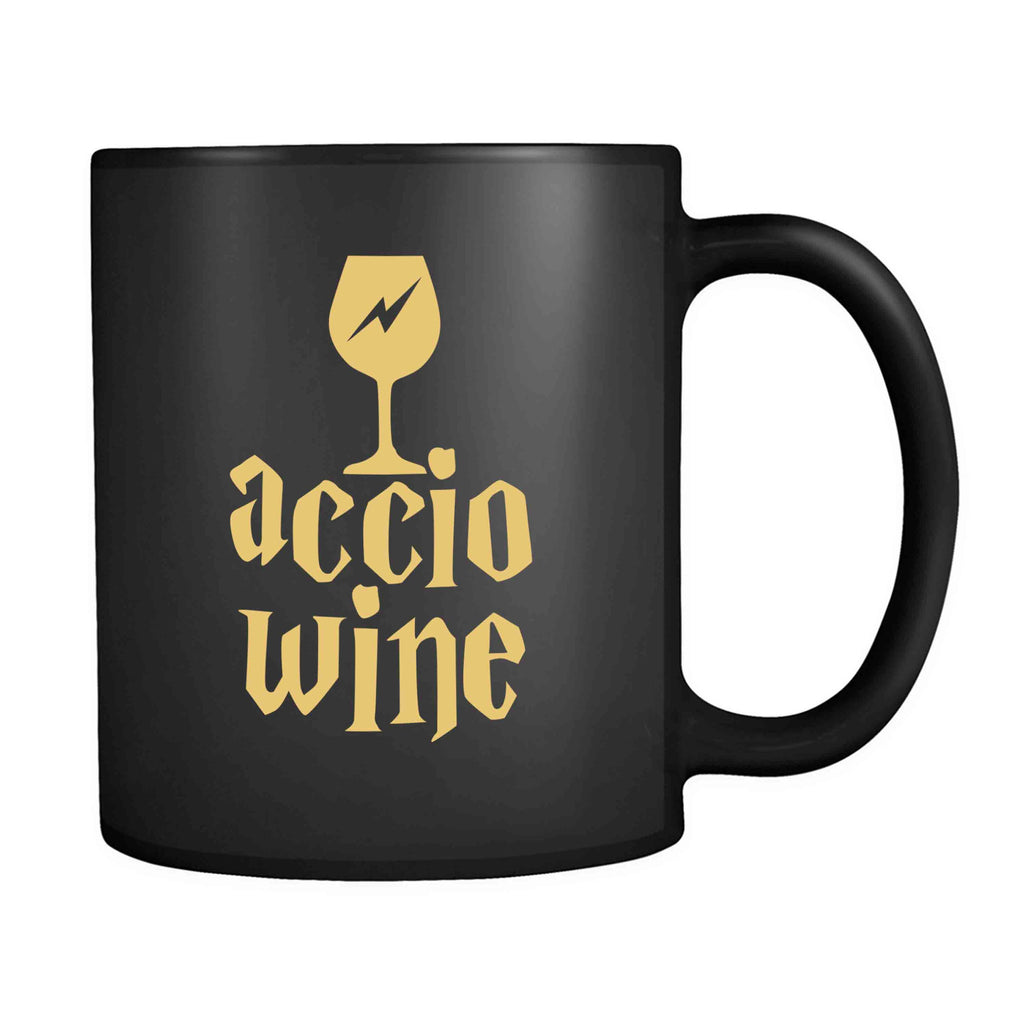 Accio Wine Harry Potter Wine Lover Gift 11oz Mug