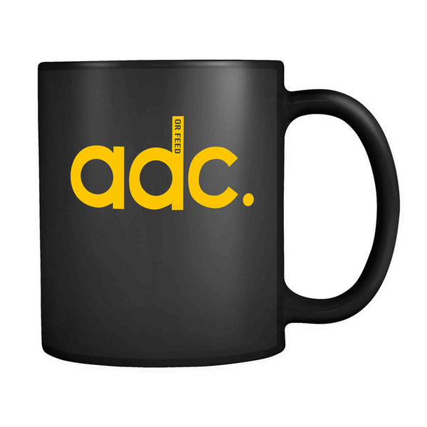 Adc (Or Feed) League Of Legends Carry Esport Gaming 11oz Mug
