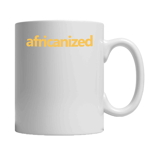 Africanized Identity Quote Saying 11oz Mug