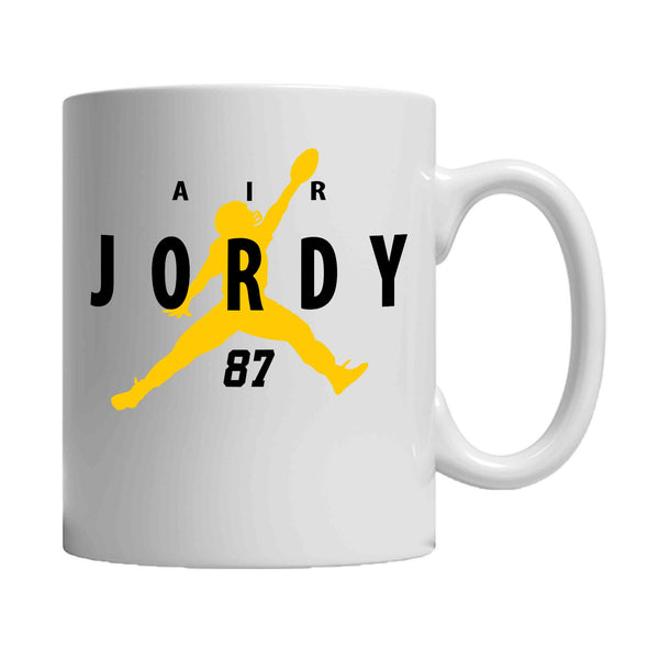Air Jordy Green Bay Packers Jordy Nelson 11oz Mug