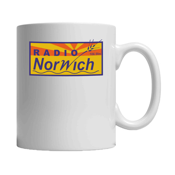 Alan Partridge Radio Norwich Tv Series Comedy Chris Morris Steve Coogan 11oz Mug