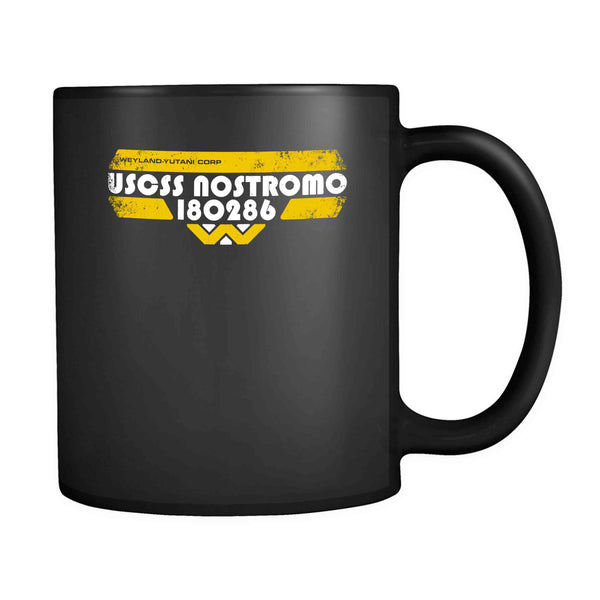 Aliens Movie USCSS NOSTROMO 2 11oz Mug