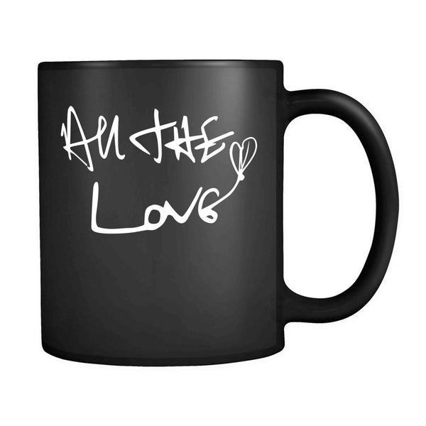All The Love Harry Styles Handwriting 11oz Mug