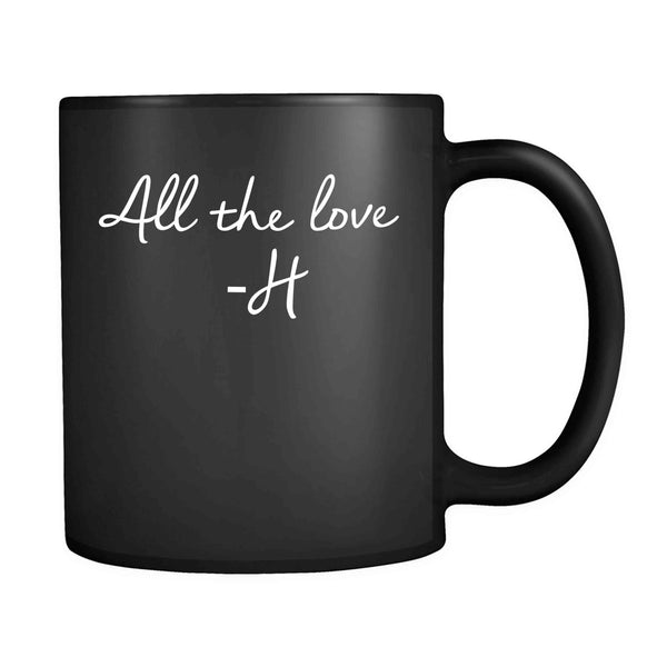 All the Love -H Concert 11oz Mug