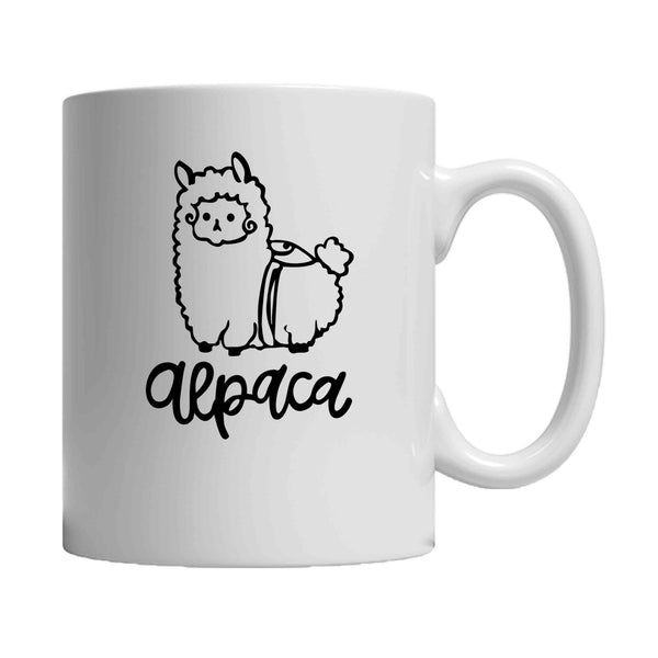 Alpaca Birthday Gift Llama South America 11oz Mug