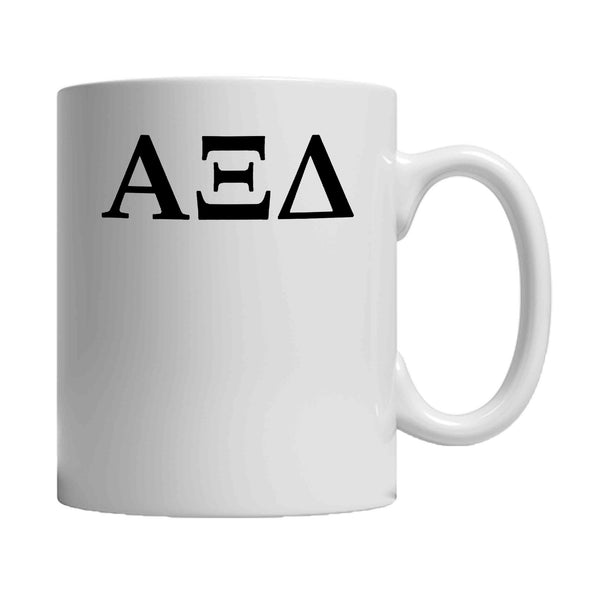 Alpha Xi Delta Sorority 11oz Mug