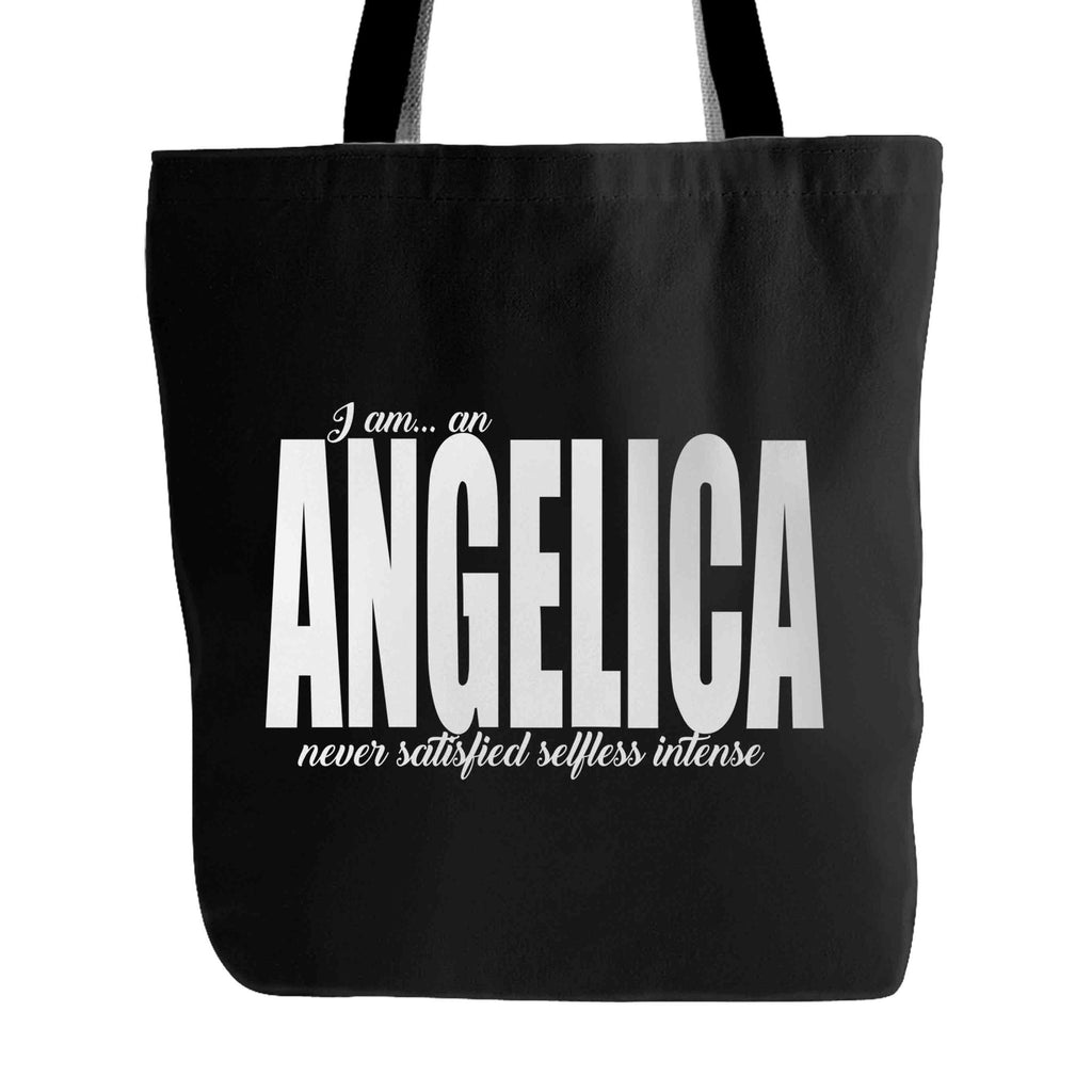 Angelica Schuyler I Am An Angelica Hamilton Musical Tote Bag