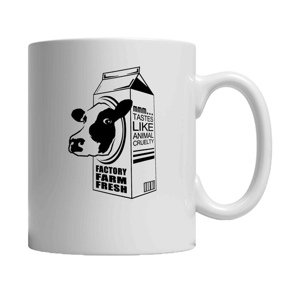 Animal Rights Factory Farm Fresh 11oz Mug
