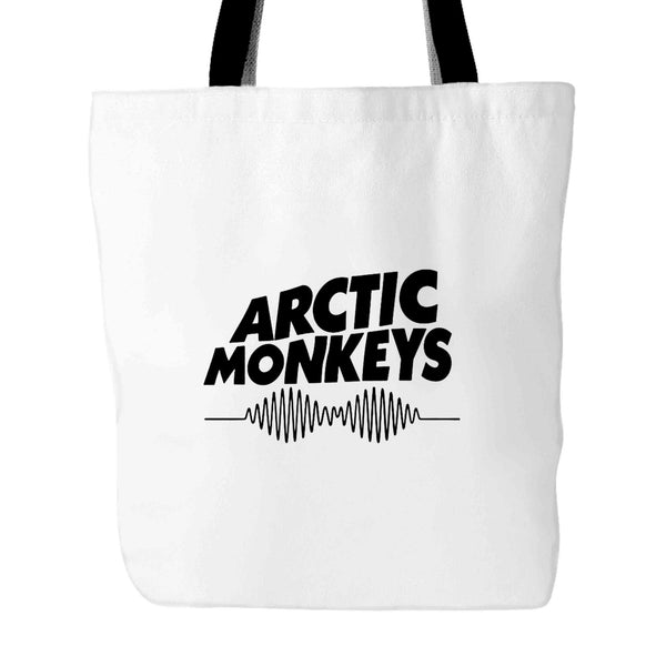 Arctic Monkeys Soundwave Arctic Monkeys Band Fan Tote Bag