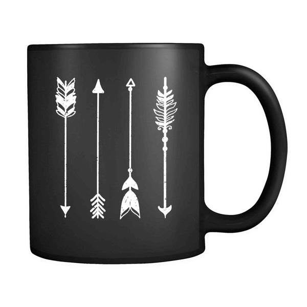 Arrow Vintage Art 11oz Mug