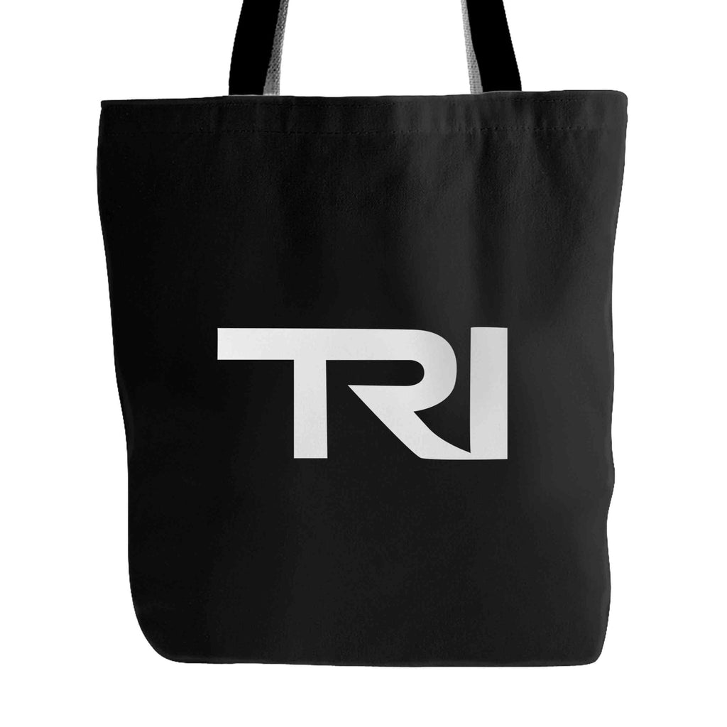 Athletic Fit Triathlon TRI Tote Bag