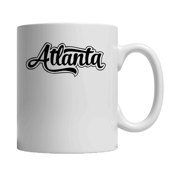 Atlanta Vintage City 11oz Mug