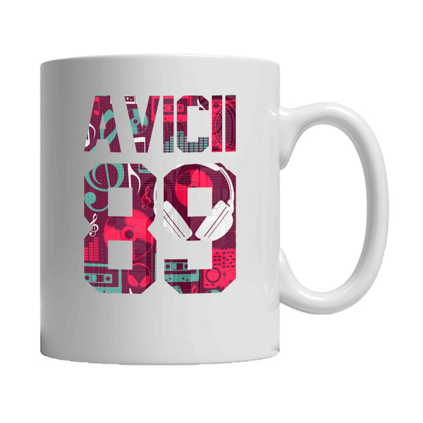 Avicii 89 1989 Tumblr 11oz Mug