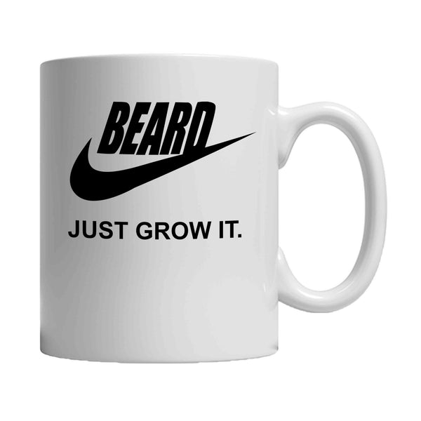 BEARD Just Grow It 11oz Mug