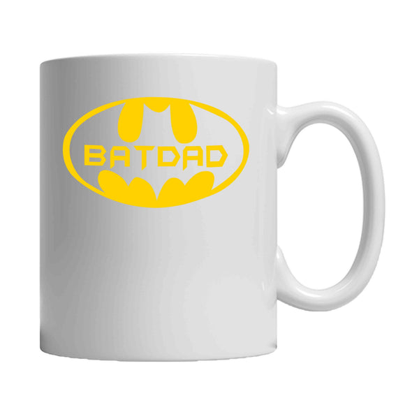 Bat Dad Batman Perfect Gift For Dad!! Fathers Day 11oz Mug