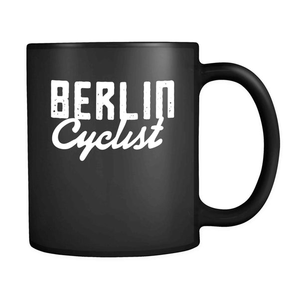 Berlin Cyclist 11oz Mug