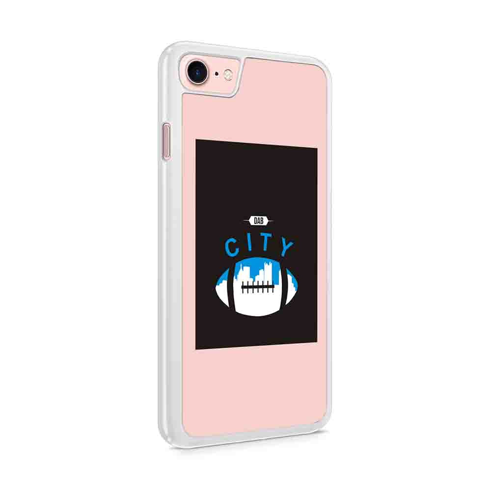 Dab City Carolina Panthers Iphone 7 / 6 / 5 Case
