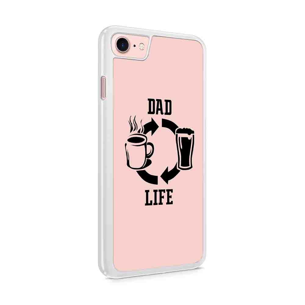 Dad Life Fathers Day Gift Iphone 7 / 6 / 5 Case