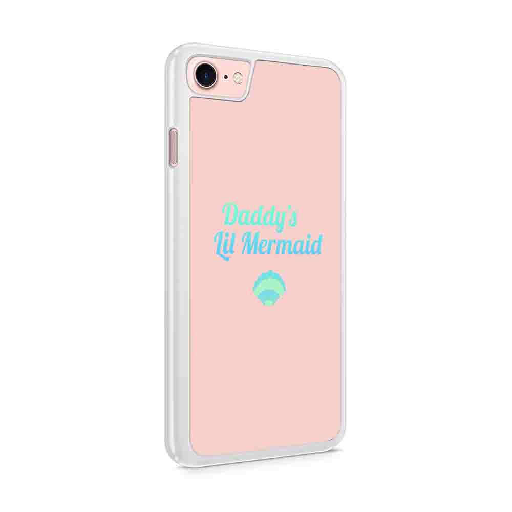 Daddys Little Mermaid Tumblr Iphone 7 / 6 / 5 Case