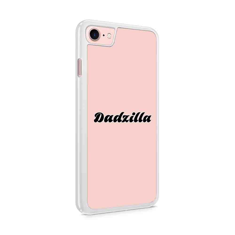 Dadzilla Funny Fathers Day Gift Iphone 7 / 6 / 5 Case