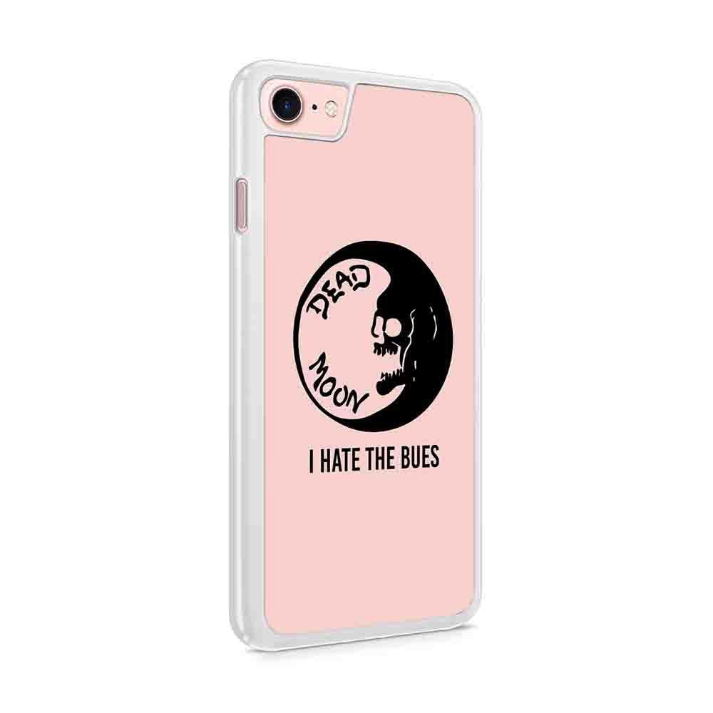 Dead Moon I Hate The Blues Band Merch Rock N Roll Iphone 7 / 6 / 5 Case