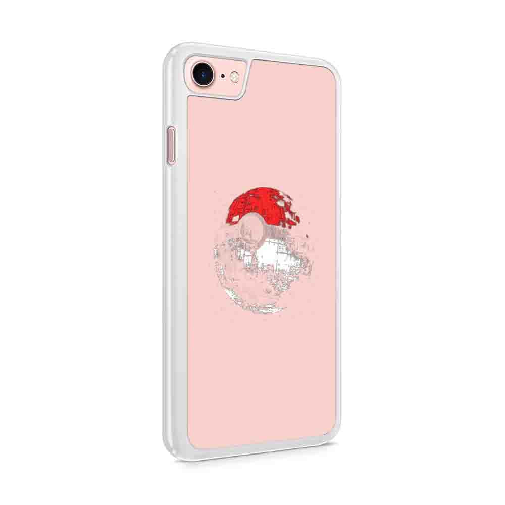 Death Star Pokeball Iphone 7 / 6 / 5 Case