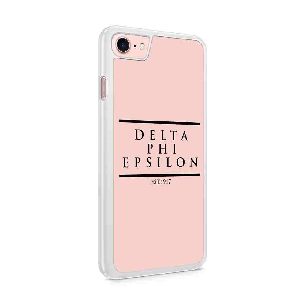 Delta Phi Epsilon Est 1917 Iphone 7 / 6 / 5 Case
