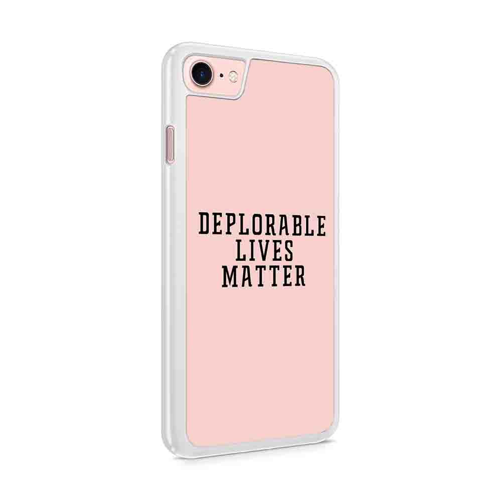 Deplorable Lives Matter 1 Iphone 7 / 6 / 5 Case