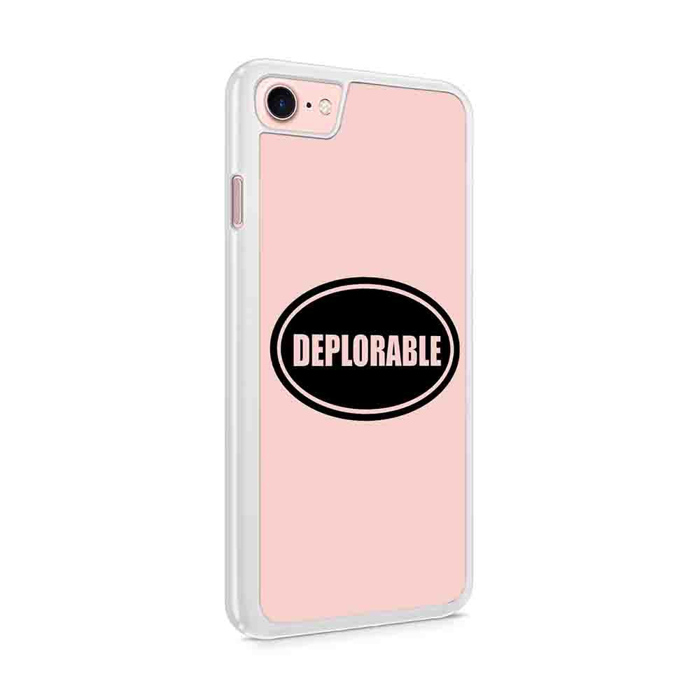 Deplorable Oval Euro Style Usa Political Iphone 7 / 6 / 5 Case