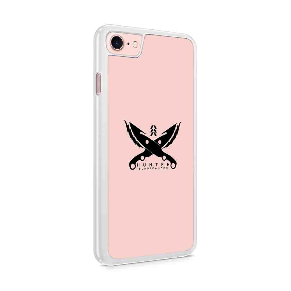 Destiny Game Inspired Hunter Blade Dancer Mens Comedy Gaming Geek Nerd Iphone 7 / 6 / 5 Case