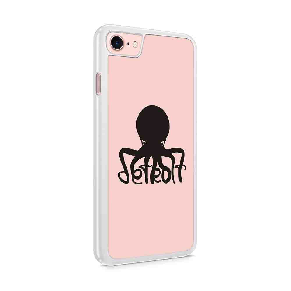 Detroit Red Wings Octopus Iphone 7 / 6 / 5 Case