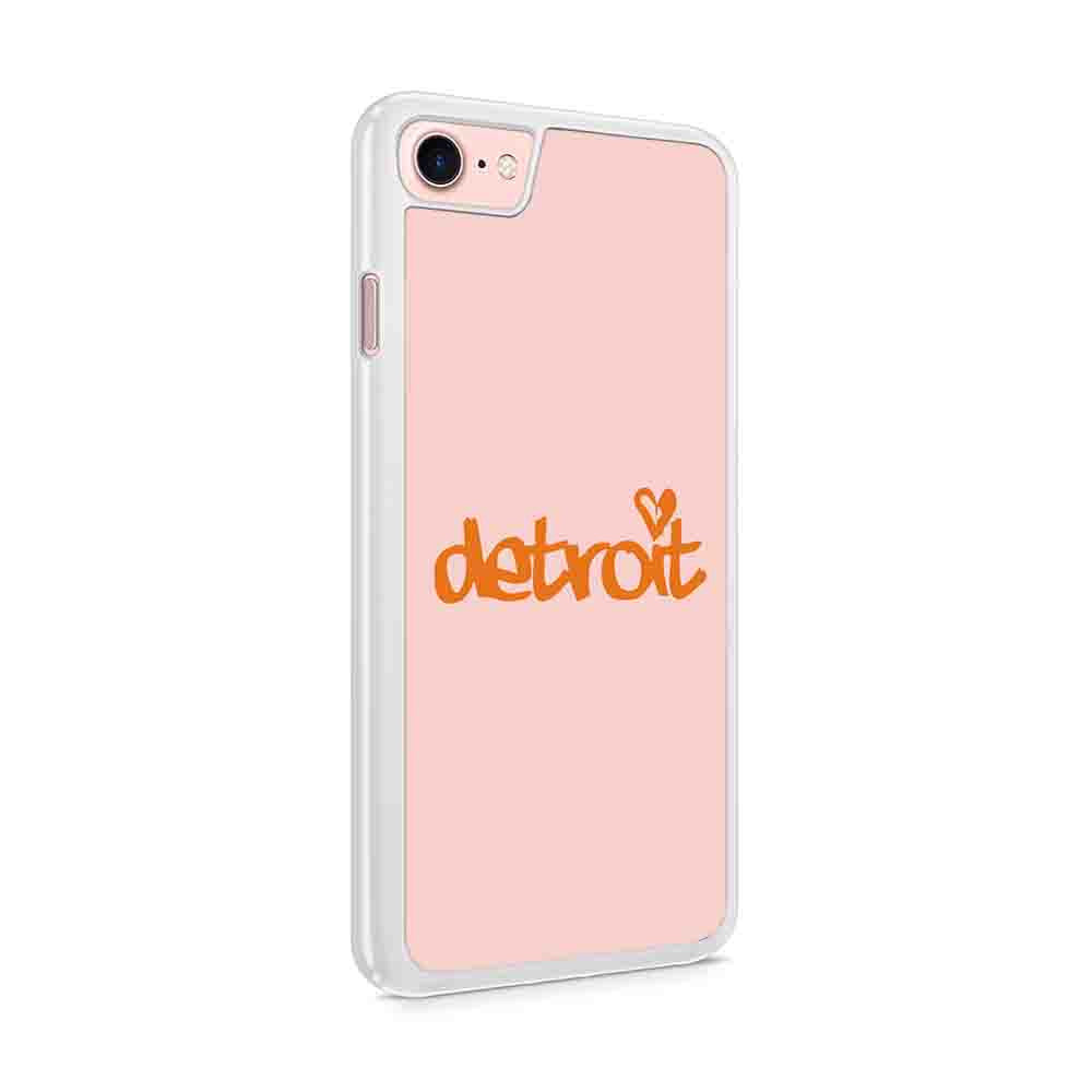 Detroit Tigers Graffiti Tigers Fans Iphone 7 / 6 / 5 Case