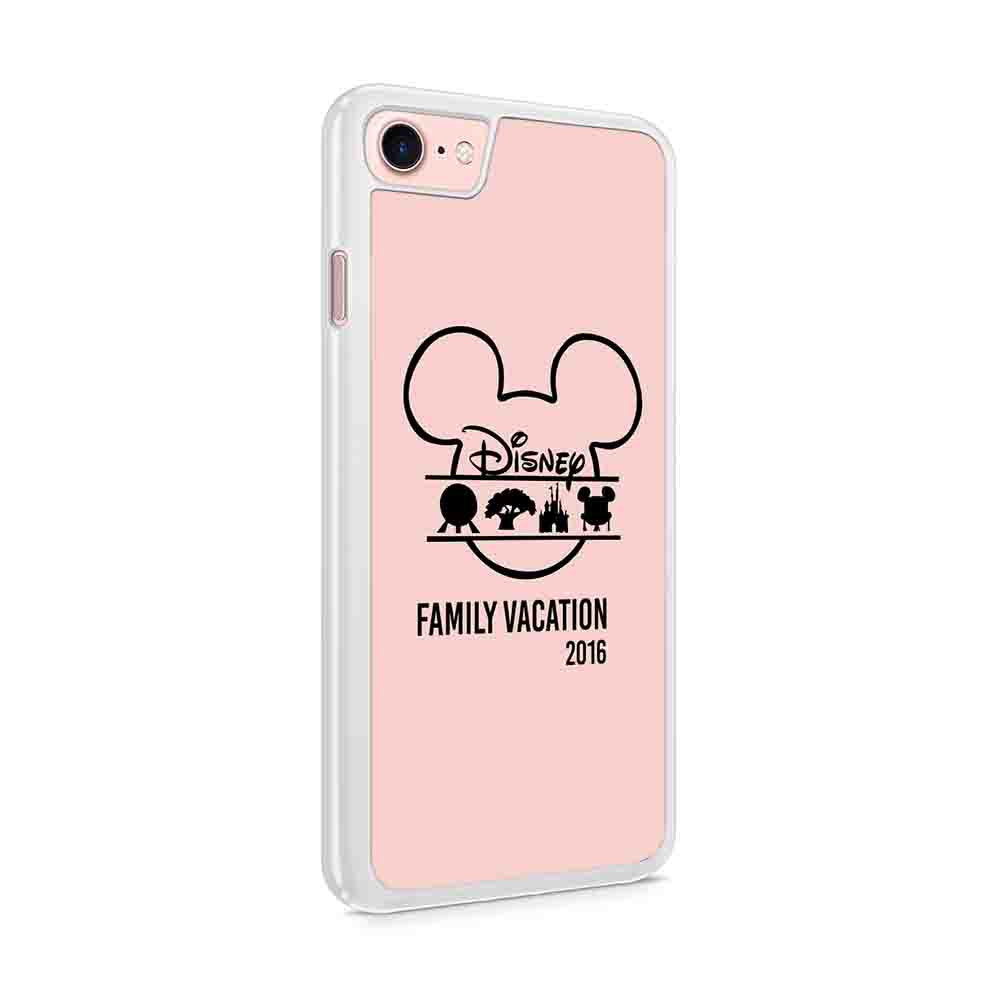 Disney World 4 Theme Parks Family Vacation Animal Kingdom Hollywood Studios Iron Disney Disney Love Disney Parks Magic Kingdom Iphone 7 / 6 / 5 Case