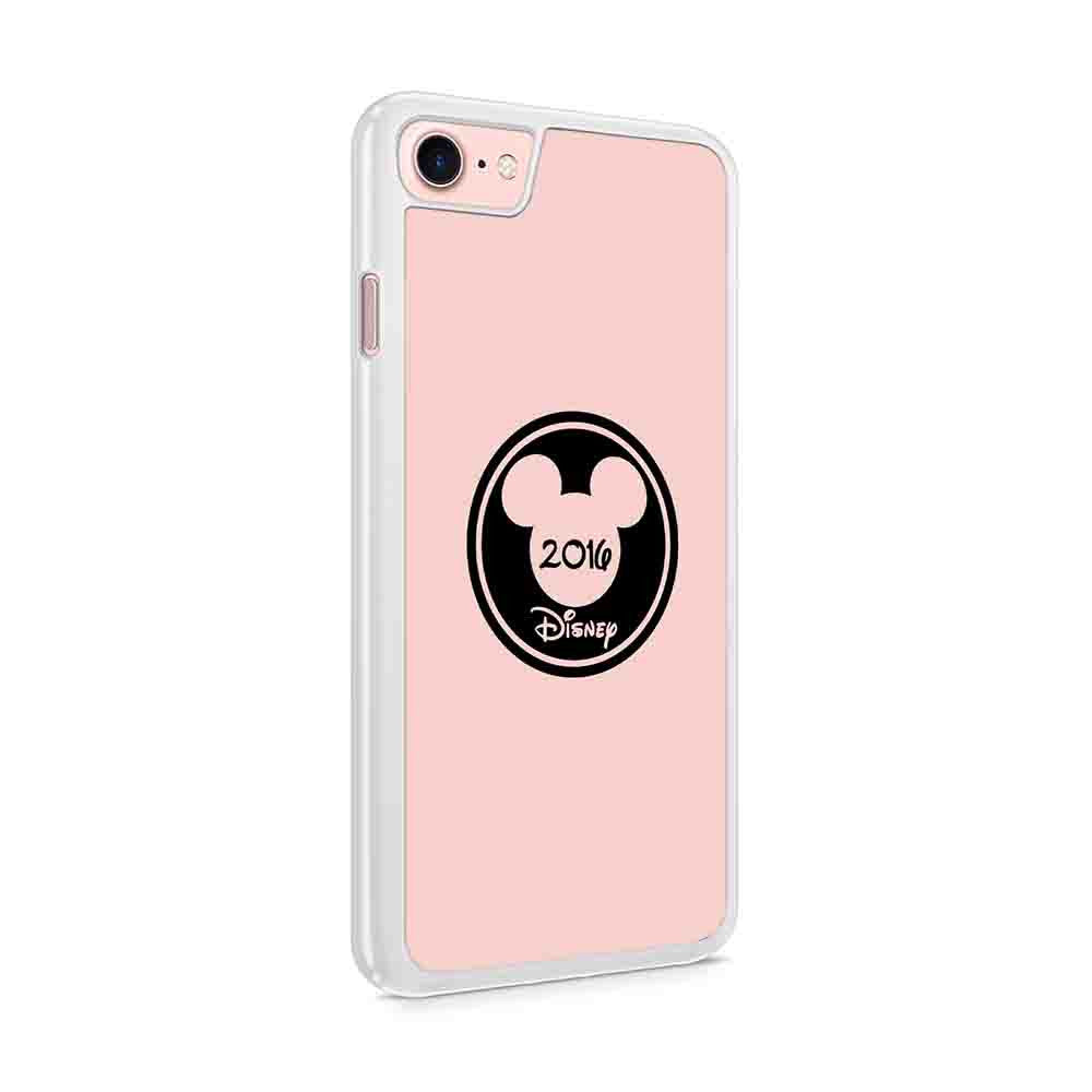 Disney World Circle With The Mickey Mouse Ears 2016 Disney Family Iphone 7 / 6 / 5 Case