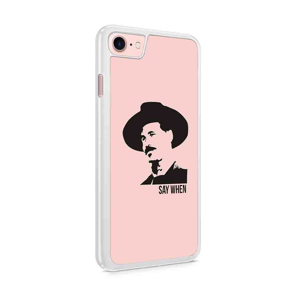 Doc Holliday Tombstone Inspired Iphone 7 / 6 / 5 Case