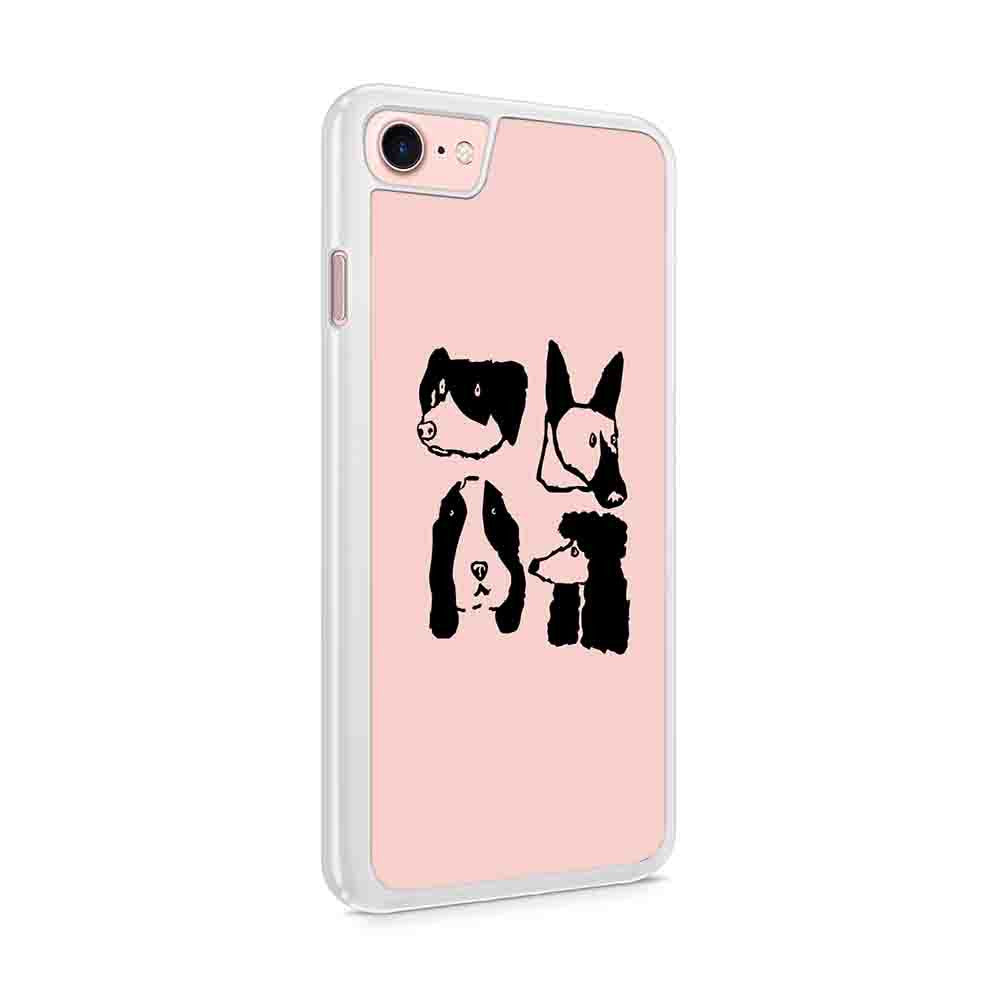 Dog Days Dogs Puppy Dog Lover Iphone 7 / 6 / 5 Case