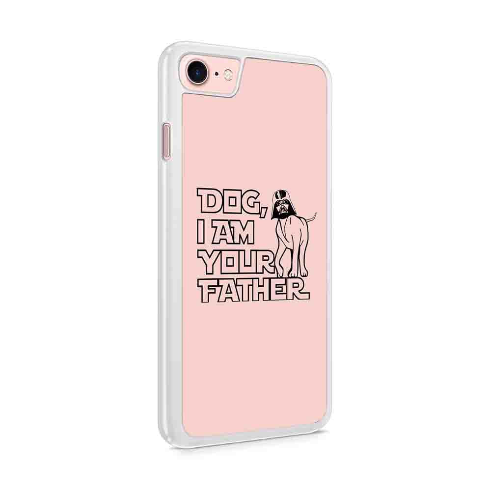 Dogfather Pet Dad Star Wars I Am Your Father Funny 2 Iphone 7 / 6 / 5 Case