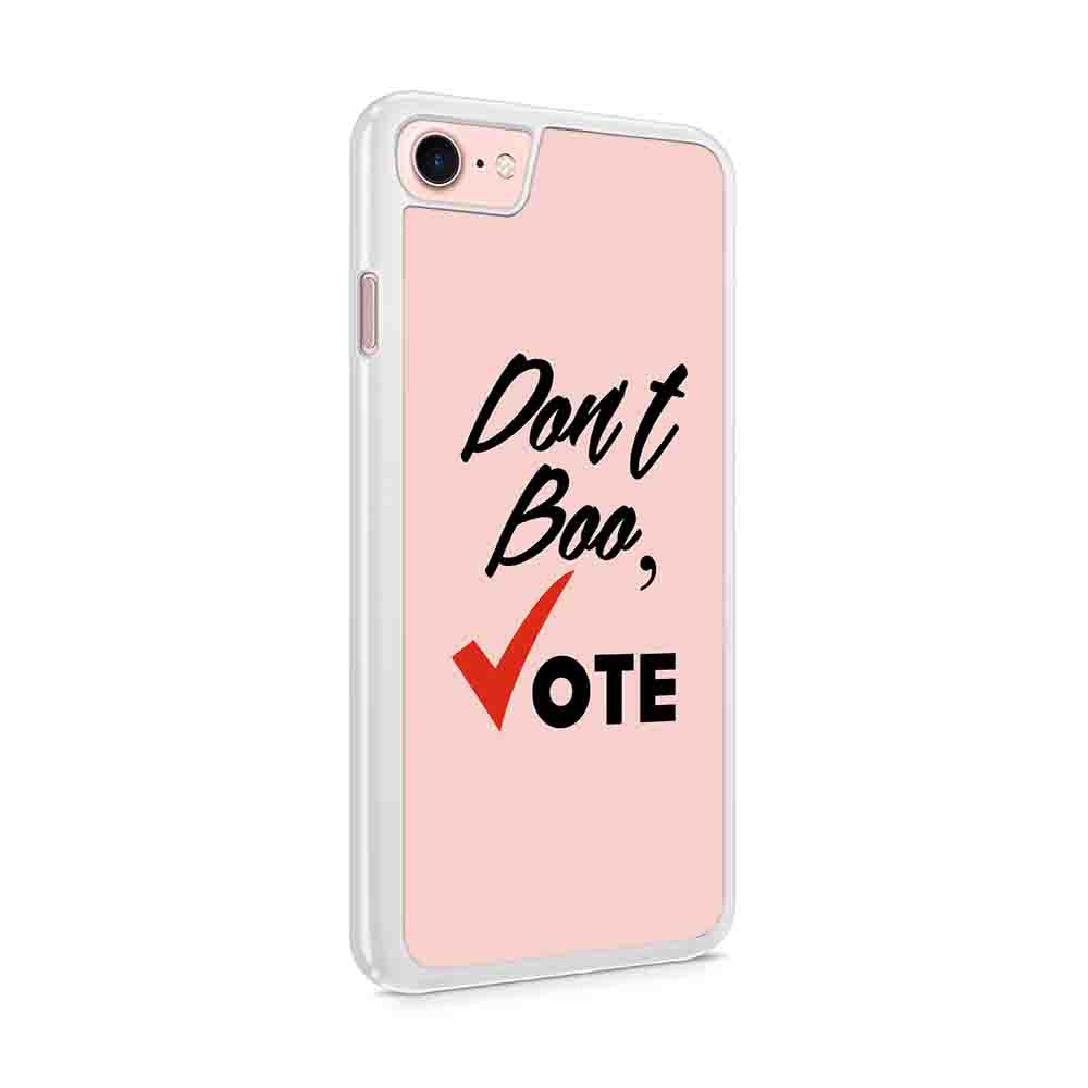 Dont Boo Vote Red V Iphone 7 / 6 / 5 Case