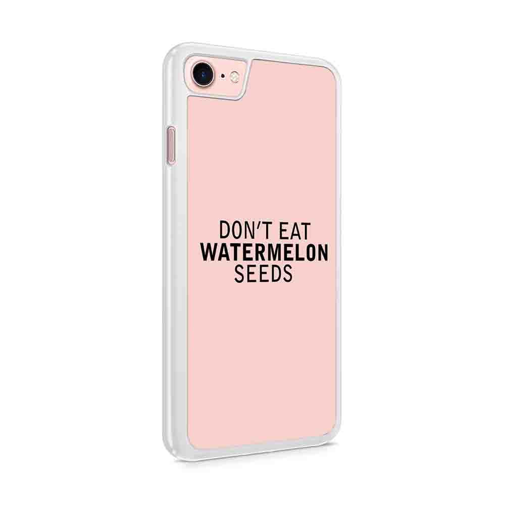 Dont Eat Watermelon Seeds Maternity Iphone 7 / 6 / 5 Case