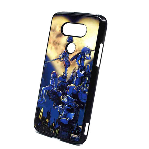 Kingdom Hearts Gamer Anime LG G5 Case