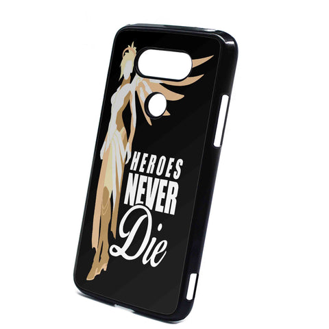 Mercy Overwatch Heroes Never Die LG G5 Case