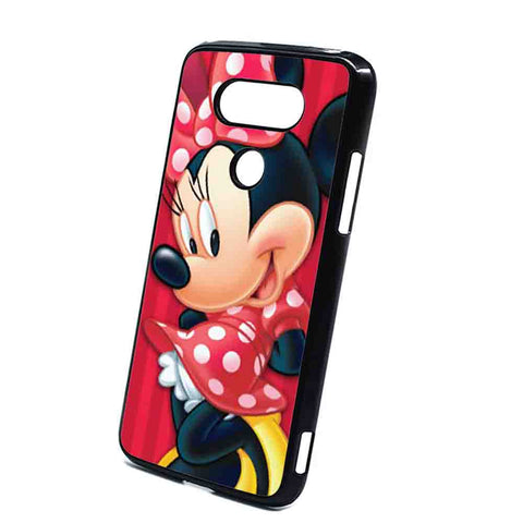 Minnie Mouse Disney Red And Pink LG G5 Case
