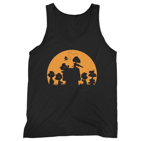 Youre Zombie Chuck Man's Tank Top