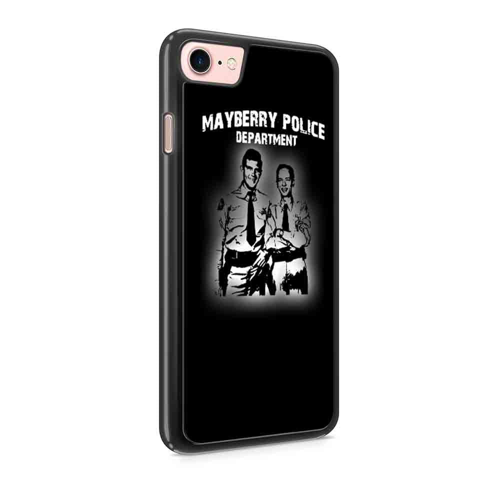 Andy Griffith Show Tv Show Inspired Mayberry Police Department Funny Humor Iphone 7 / 7 Plus / 6 / 6s / 6 Plus / 6S Plus / 5 / 5S / 5C Case