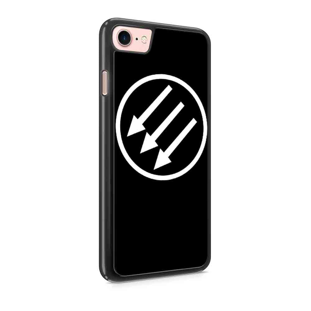 Antifa Arrows Anti Fascist Iphone 7 / 7 Plus / 6 / 6s / 6 Plus / 6S Plus / 5 / 5S / 5C Case
